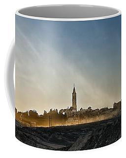 City On A Hill Coffee Mug