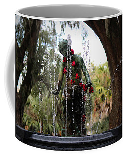 City Park Fountain Coffee Mug