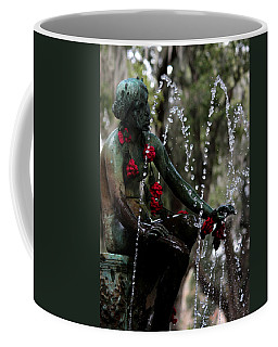 City Park Fountain II Coffee Mug