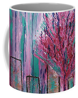 City Pear Tree Coffee Mug