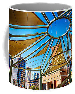 City Shapes Coffee Mug