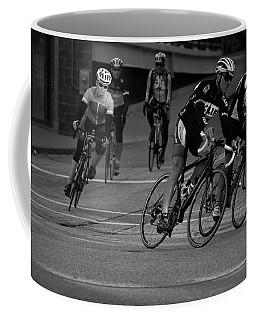 City Street Cycling Coffee Mug