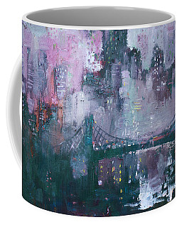 City That Never Sleeps Coffee Mug