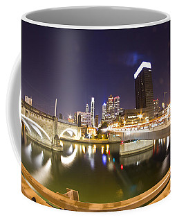 City's Reflection Coffee Mug
