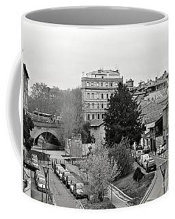 Cityscape Coffee Mug by Cendrine Marrouat