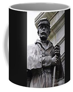 Civil War Memorial Coffee Mug