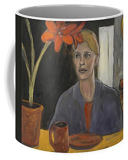 Claire's Amaryllis Coffee Mug