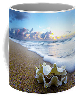 Clam Foam Coffee Mug