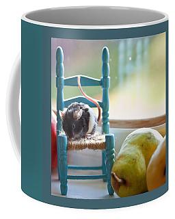 Clara's Favorite Chair Coffee Mug
