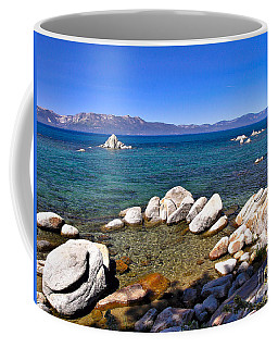Clarity - Lake Tahoe Coffee Mug