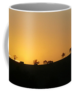 Clarkes Road Coffee Mug by Evelyn Tambour