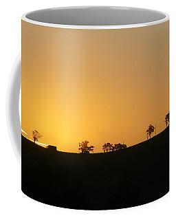 Coffee Mug featuring the photograph Clarkes Road by Evelyn Tambour