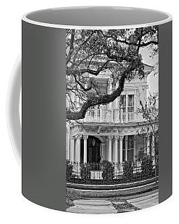 Class Act Monochrome Coffee Mug