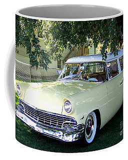 Classic 1956 Ford Ranch Wagon Coffee Mug