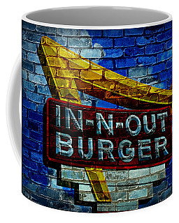 Classic Cali Burger 2.4 Coffee Mug