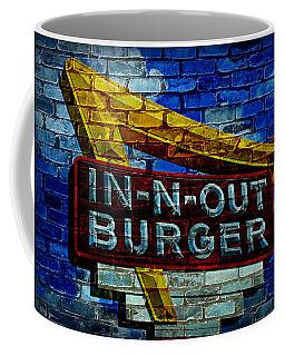 Classic Cali Burger 2.4 Coffee Mug by Stephen Stookey