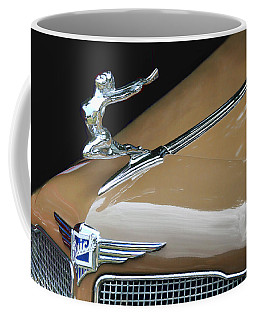 Classic Car - Buick Victoria Hood Ornament Coffee Mug