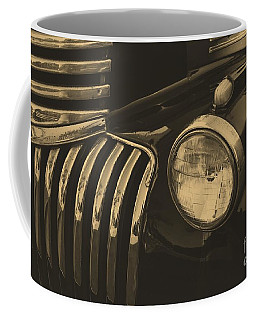 Coffee Mug featuring the photograph Classic Chevy One by John S