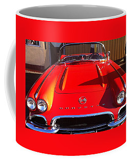 Classic Corvette Coffee Mug
