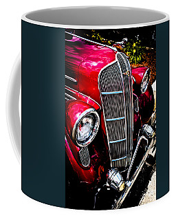 Coffee Mug featuring the photograph Classic Dodge Brothers Sedan by Joann Copeland-Paul