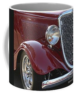 Classic Ford Car Coffee Mug