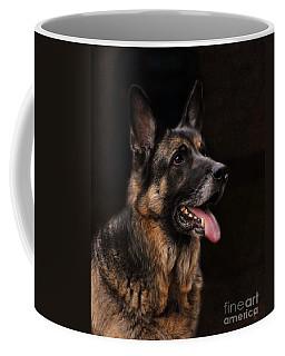 Classic German Shepherd Coffee Mug