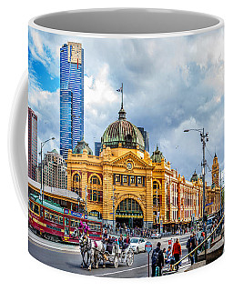 Classic Melbourne Coffee Mug
