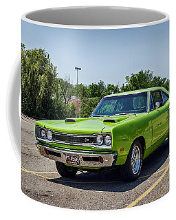 Classic Muscle Coffee Mug by Sennie Pierson