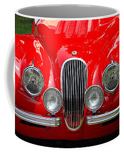 Coffee Mug featuring the photograph Classic Nose by John Schneider