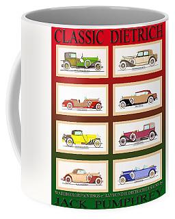 Raymond H. Dietrich Poster Coffee Mug