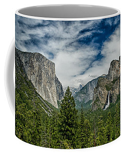 Classic Tunnel View Coffee Mug