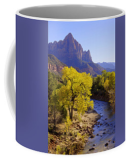Classic Zion Coffee Mug