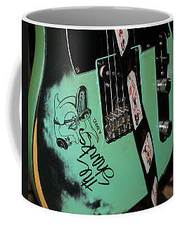 Guitar Lovers Coffee Mug