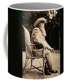 Claude Monet 1840-1926 Bw Photo Coffee Mug