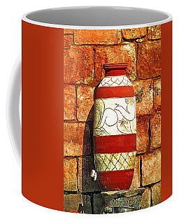 Clay Art Coffee Mug