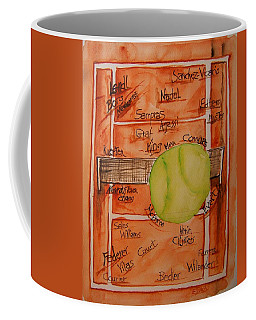 Clay Courters Coffee Mug
