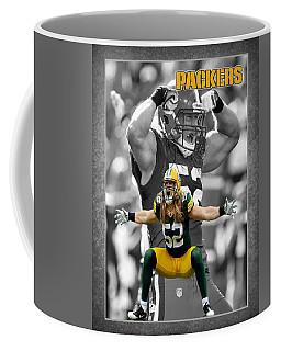 Clay Matthews Packers Coffee Mug