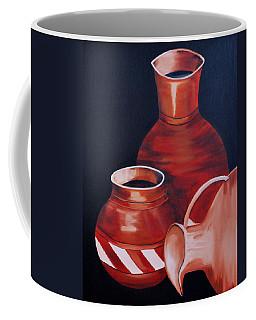 Clay Pots Coffee Mug