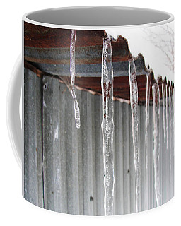 Coffee Mug featuring the photograph Clear As Glass by Tiffany Erdman