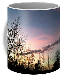 Clear Evening Sky Coffee Mug