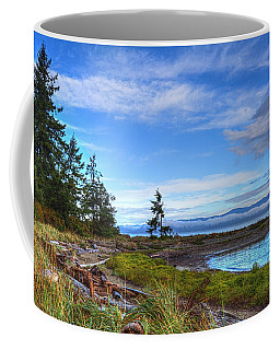 Clearing Skies Coffee Mug by Randy Hall