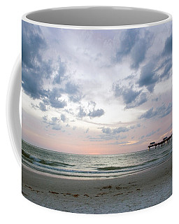 Clearwater Fishing Pier Coffee Mug