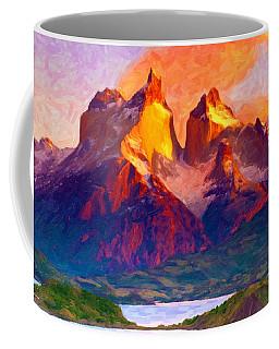 Cleft Summit Coffee Mug