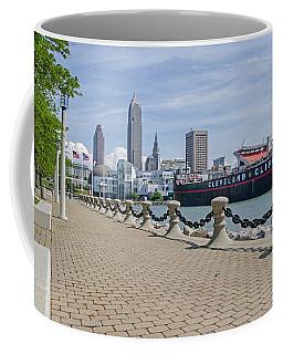 Cleveland Lake Front Coffee Mug
