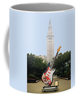 Cleveland Rocks Coffee Mug