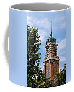 Cleveland West Side Market Tower Coffee Mug by Dale Kincaid