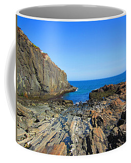 Cliff House Maine Coast Coffee Mug