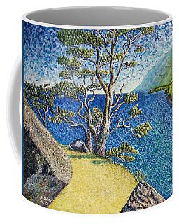 Cliff Coffee Mug