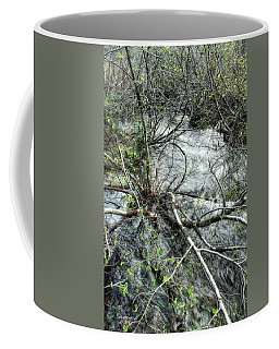 Clinging To Your Roots Coffee Mug