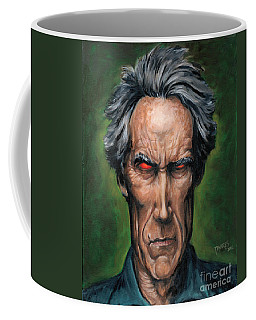 Clint Eastwood Coffee Mug